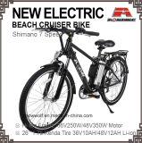 """36V 48V 250 Вт 350W электрический велосипед пляж крейсера """"велосипед с электроприводом"""