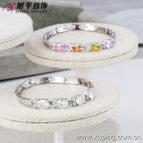 Rhodium Zircon van de Manier Xuping van China de In het groot Elegante Armband van de Kleur