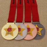 Medallón de promoción de regalo de Navidad personalizadas para el recuerdo