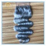 Spitze-Schliessen der Qualitäts-großes auf lager graues Farben-Karosserien-Wellen-4*4 mit Fabrik-Stück Clc-004