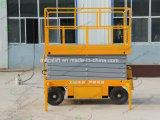 Elettrici mobili idraulici del terreno medio Scissor l'elevatore
