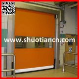 Движение Roll вверх по High Speed Warehouse Door (T-001)