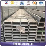 Ss 316L los tubos de acero cuadrado (CZ-SP17).