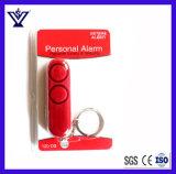 Alarma personal del alto keychain portable del decibelio para señora Self-Defense (SYSG-1893)