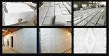 Pulido de mármol blanco más barata y perfeccionó la losa de la Vanidad la parte superior/pared/escalera/Piso/Mosaico/Baluster/Escultura