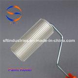 rulli di alluminio della pala dei rulli di vernice del diametro di 47mm