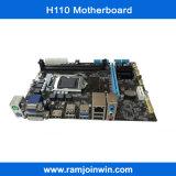 Motherboard van de Desktop voor Getest de PROBtc+ LGA1151 DDR4 Mijnbouw Mainboard van Asrock H110, volledig