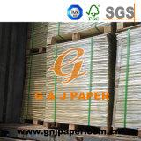 木材パルプから成っている最上質の再生利用できる新聞