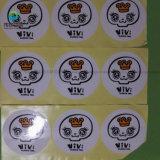 Kundenspezifische Drucken-Kosmetik-Vinylaufkleber/-kennsätze