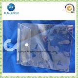 Sacchetto impaccante della stampa dell'indumento riciclabile su ordinazione del PVC (jp-plastic069)
