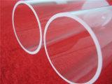競争の高い純度の透過水晶パイプライン