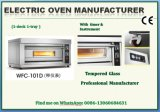 Коммерчески крыла цыпленка высокого качества 3deck 3tray оборудования кухни электрической испеченные печью с Ce
