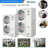 Alta pompa termica economizzatrice d'energia della spola per il radiatore della stanza dell'acqua calda di uso dell'hotel