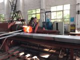 아르곤 이음새가 없는 실린더를 위한 최신 회전시키는 기계