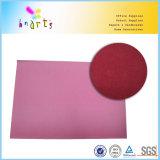 Красная бумага бархата для Carft