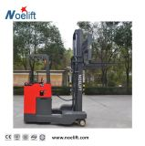4 Way Electric Sideloader Wirh Reach Mast Capacity From 2.000 kg 1.5 Your 2.5 Your with 7.2m Heigh Top spin
