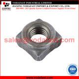La norme DIN 928 carré en acier ordinaire de l'écrou de soudure