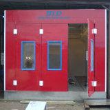 Btd7200 хорошего качества Auto просушки краски печь автомобильная краска стенд с маркировкой CE