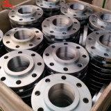 Lir 007 l'usinage CNC de haute qualité 6061 T6 Bride de raccords de tuyaux en acier inoxydable
