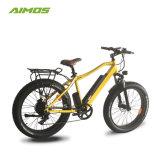 1000W 48V 26pulgadas neumático Fat E Bicicleta MTB Chino barato Bicicleta eléctrica
