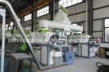 LDPE van het afval Lijn die van de Was van de Film de Kringloop met Plastiek Machine drukken