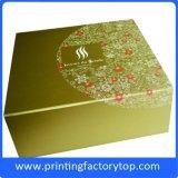 고품질 구두 상자 관례 포장 상자 서류상 포장