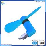 Micro e ventilador portuário do USB mini para o telefone esperto