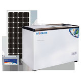 Солнечно/Batter/приведено в действие электричеством замораживатели RC-Bd42 DC12/24/36V&AC100-240V инвертора 425L Acdc