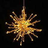 Luzes de esferas de Explosão de Natal Partido Decoração de Natal