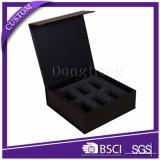 Подарок дух роскошной конструкции твердый упаковывая складную плоскую коробку