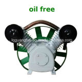 Oilless Oil-Free / Compresor de aire 2X90, 2X80