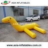 Jouets gonflables de syndicat de prix ferme d'eau de forme d'insecte, matériel de flottement de stationnement de l'eau