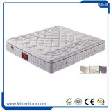 Colchón suave de resorte del colchón de los primeros de seda Pocket del colchón