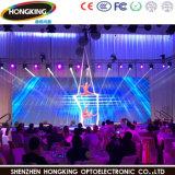 P3.91 Pantalla LED de alquiler de 500*500mm mueble para grandes eventos