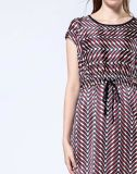 Shirt-Frauen-Partei-Kleid-Butike