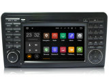 7inch rádio do carro DVD GPS para o Benz Ml350 450 Gl320 350 de Mercedes
