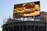 P8 Monitor LED de exterior para publicidade