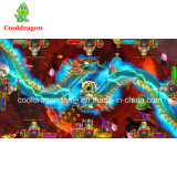 Roi de dragon de tonnerre de machine de jeu électronique de chasseur de poissons de trésors