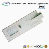 Einteiliges Solar-LED-Straßenlaterne50W