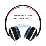 Écouteur de câble de vente chaud en gros de sport de la Chine pour le téléphone mobile et le PC
