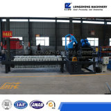 Filtro de areia Planta de Tratamento de Efluentes Industriais