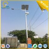 Indicatore luminoso di via solare del chip 140lm LED del Kenia Bridgelux