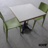 Kingkonreeの高品質の現代椅子の固体表面の食卓