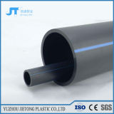 Zwarte HDPE van de Pijp van het Polyethyleen van de Watervoorziening Plastic Montage