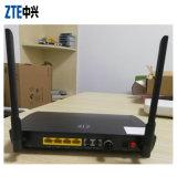 Cor preta personalizada FTTH Gpon ONU Ontário (ZTE Zxa10 F668) com 4ge+ 2pots+ RF CATV+ WiFi