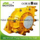 Pompe centrifuge de boue utilisée pour l'industrie minière