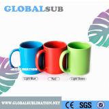 metallina della tazza di colore completo di sublimazione 11oz