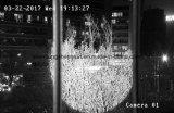 De hoge Multi-Sensor Thermal+Optic+Laser van de Definitie Camera van het Systeem van kabeltelevisie PTZ
