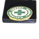 Förderung Soem geben weg Geschenk grüne Metallmünzen