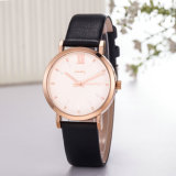 Regardez à personnaliser les services Bracelet Cuir Fashion Ladies' Watch (Wy-117E)